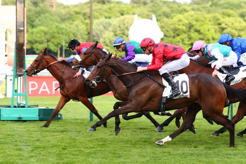 Maiden winners in May | France Galop