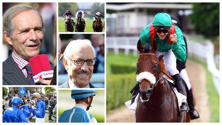 Flat: 2017 leaders in France | France Galop